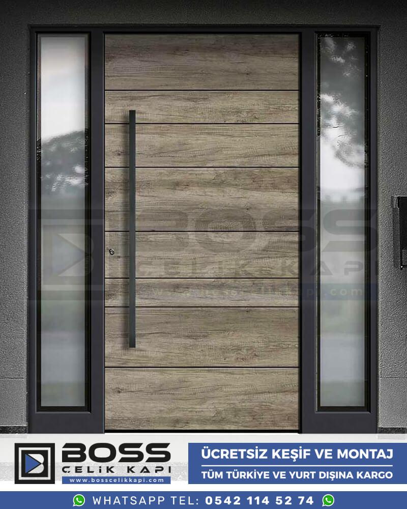 Kompozit Villa Kapısı Modelleri Boss Çelik Kapı Villa Giriş Kapısı Fiyatları