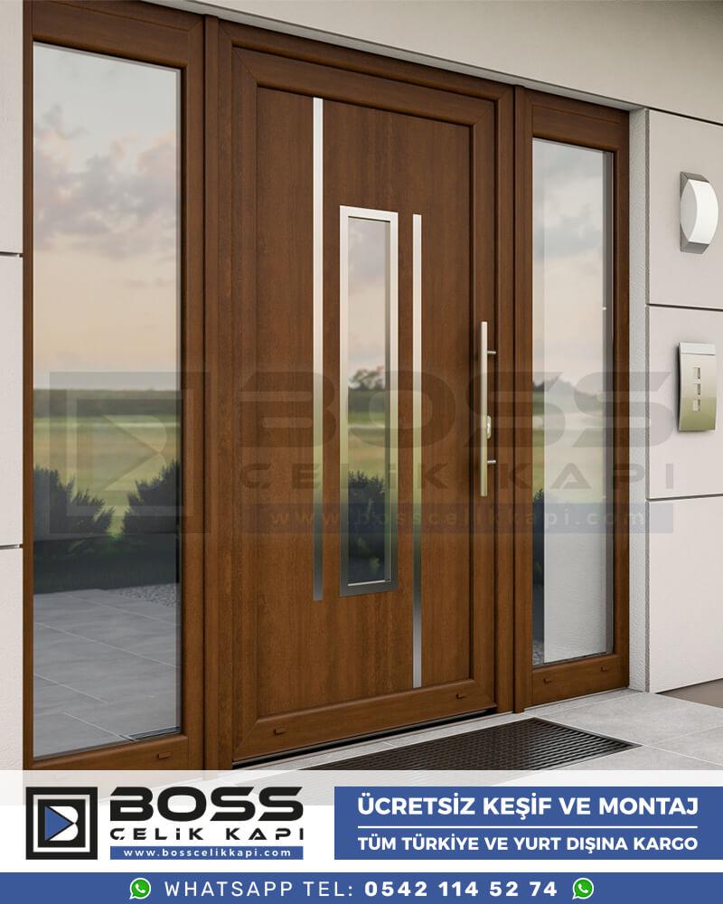 Kompozit Villa Kapısı Modelleri Boss Çelik Kapı Villa Giriş Kapısı İndirimli
