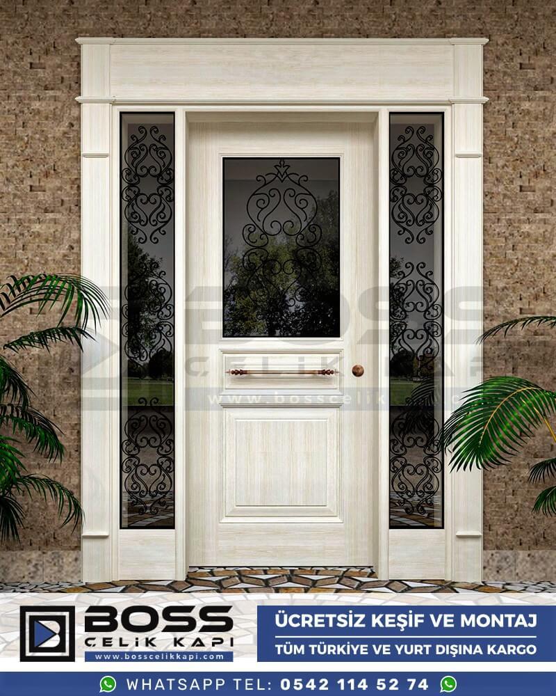 Villa Kapısı Çelik Kapı İndirimli Villa Kapsı Modelleri istanbul villa giriş kapısı fiyatları boss çelik kapı