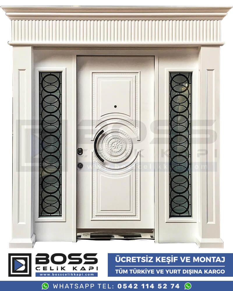 Villa Kapısı İndirimli Villa Kapsı Modelleri istanbul villa giriş kapısı fiyatları boss çelik kapı 10