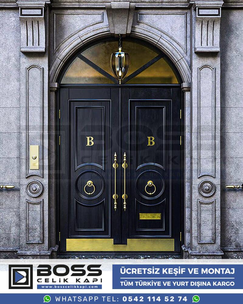 Villa Kapısı İndirimli Villa Kapsı Modelleri istanbul villa giriş kapısı fiyatları boss çelik kapı 11