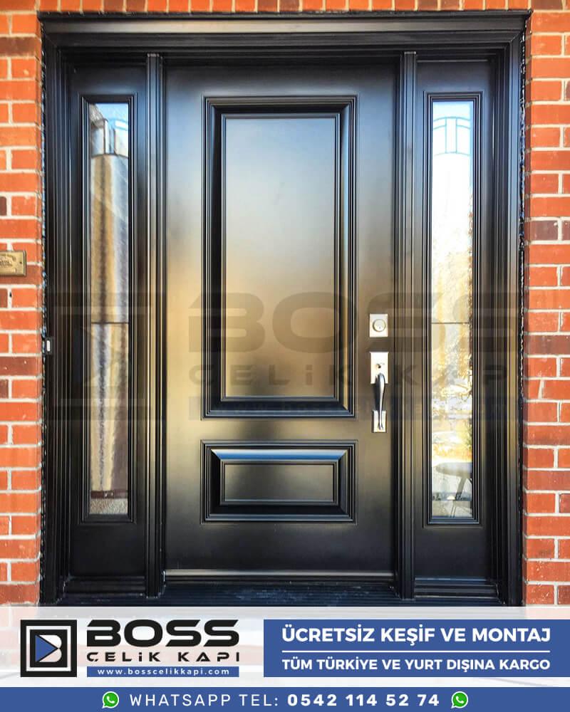Villa Kapısı İndirimli Villa Kapsı Modelleri istanbul villa giriş kapısı fiyatları boss çelik kapı 12