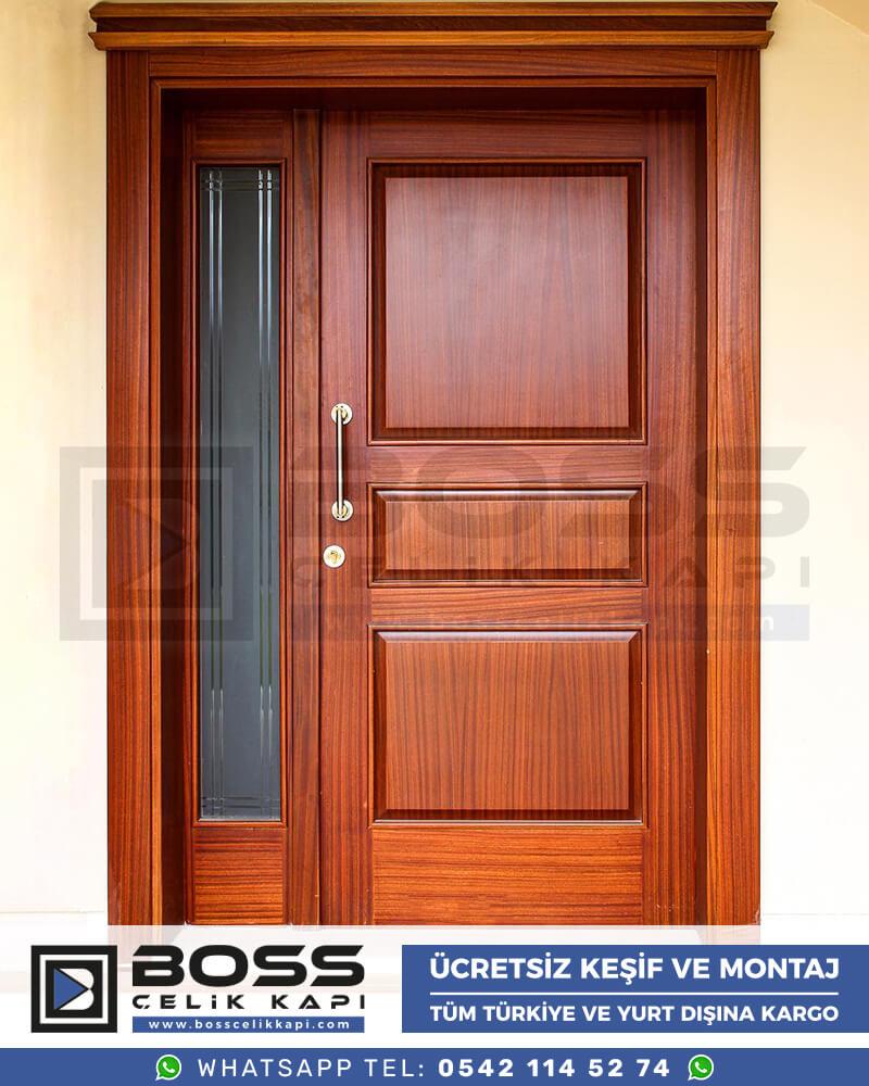 Villa Kapısı İndirimli Villa Kapsı Modelleri istanbul villa giriş kapısı fiyatları boss çelik kapı 13