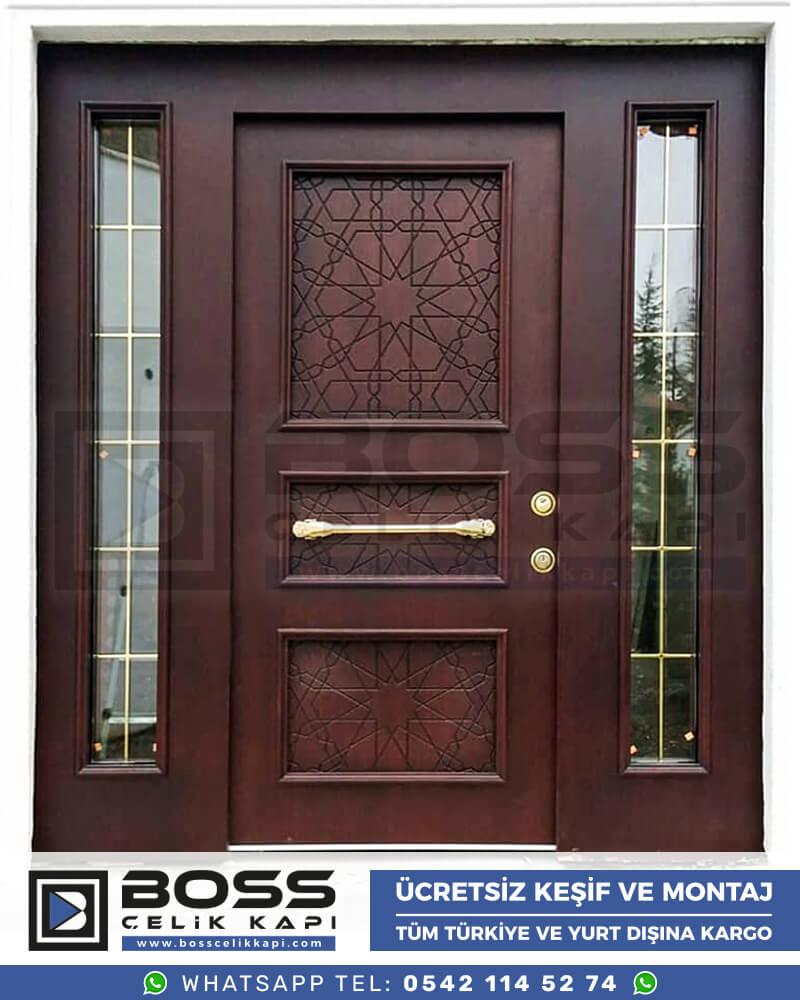 Villa Kapısı İndirimli Villa Kapsı Modelleri istanbul villa giriş kapısı fiyatları boss çelik kapı 15