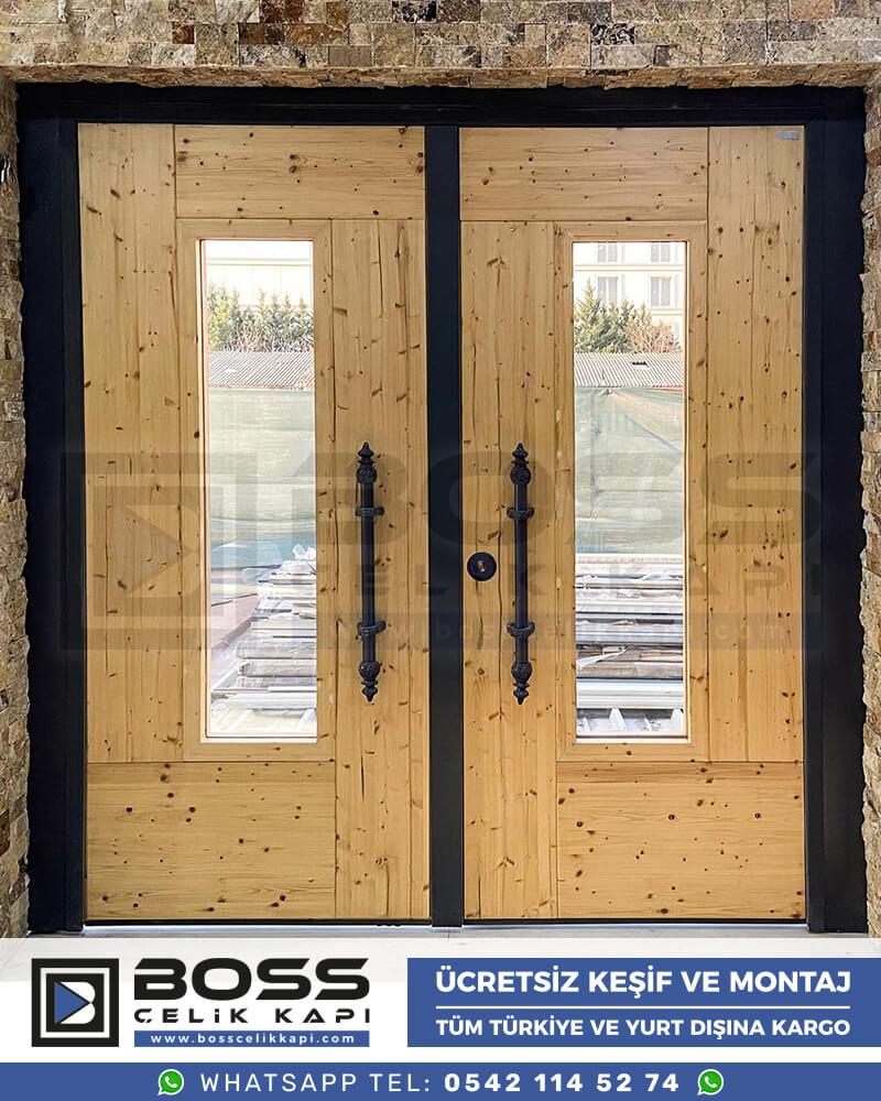 Villa Kapısı İndirimli Villa Kapsı Modelleri istanbul villa giriş kapısı fiyatları boss çelik kapı 17