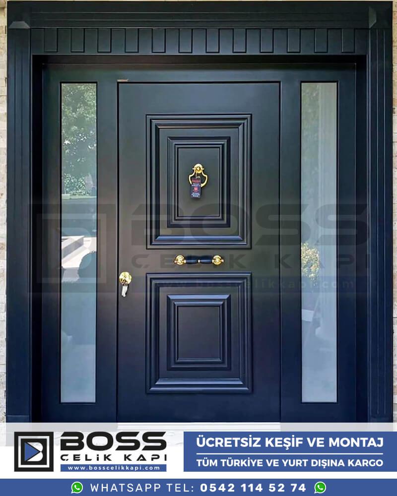 Villa Kapısı İndirimli Villa Kapsı Modelleri istanbul villa giriş kapısı fiyatları boss çelik kapı 18