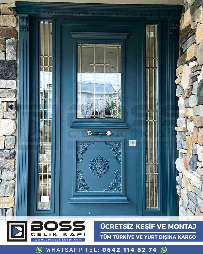 Villa Kapısı İndirimli Villa Kapsı Modelleri istanbul villa giriş kapısı fiyatları boss çelik kapı 19