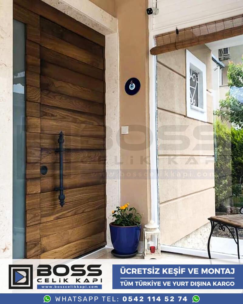 Villa Kapısı İndirimli Villa Kapsı Modelleri istanbul villa giriş kapısı fiyatları boss çelik kapı 20