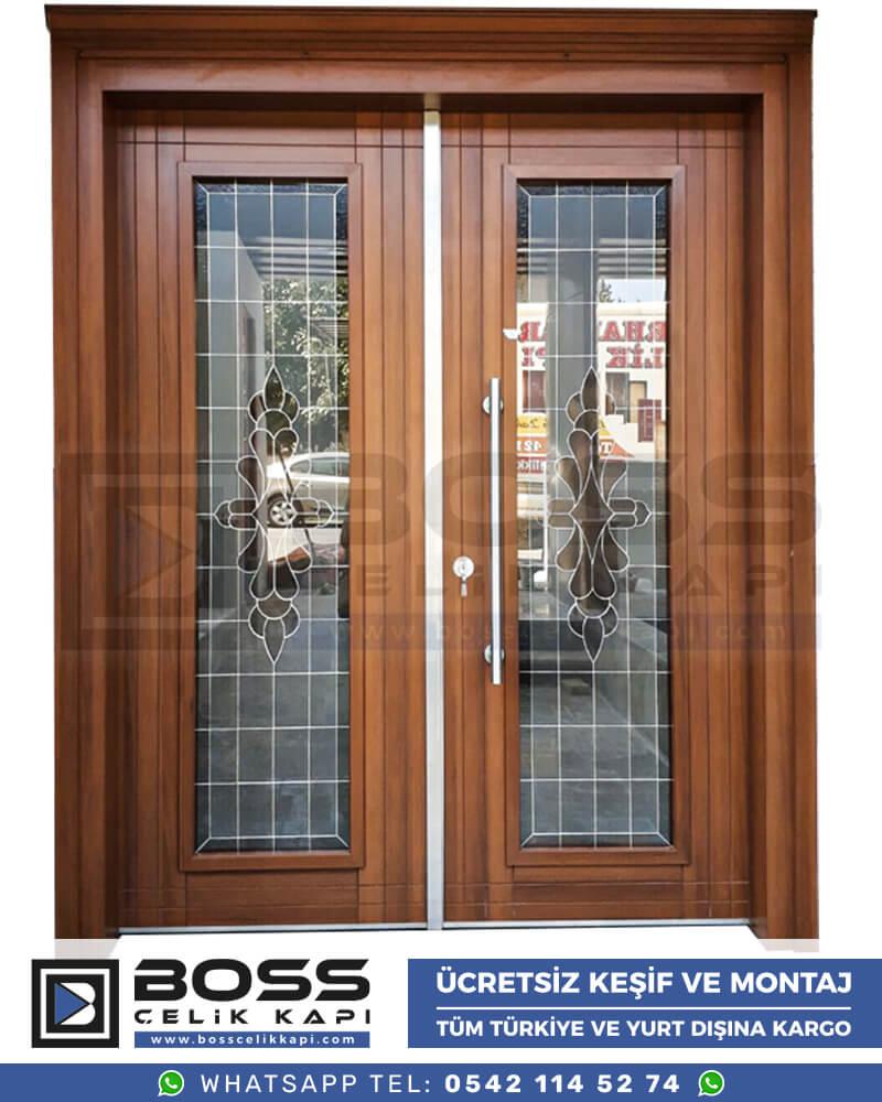 Villa Kapısı İndirimli Villa Kapsı Modelleri istanbul villa giriş kapısı fiyatları boss çelik kapı 23