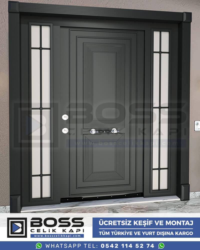 Villa Kapısı İndirimli Villa Kapsı Modelleri istanbul villa giriş kapısı fiyatları boss çelik kapı 25