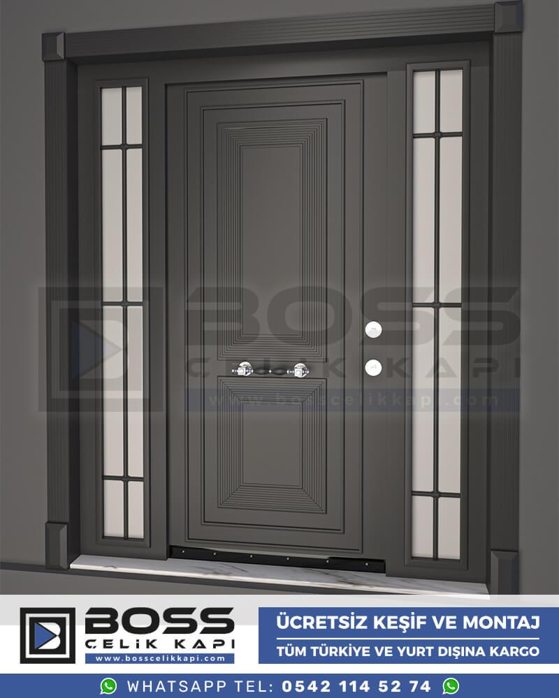 Villa Kapısı İndirimli Villa Kapsı Modelleri istanbul villa giriş kapısı fiyatları boss çelik kapı 26