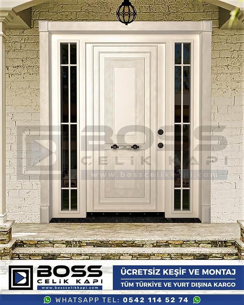Villa Kapısı İndirimli Villa Kapsı Modelleri istanbul villa giriş kapısı fiyatları boss çelik kapı 27