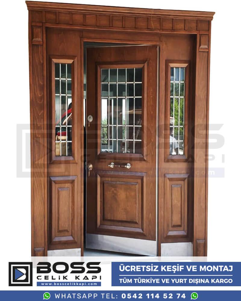 Villa Kapısı İndirimli Villa Kapsı Modelleri istanbul villa giriş kapısı fiyatları boss çelik kapı 29