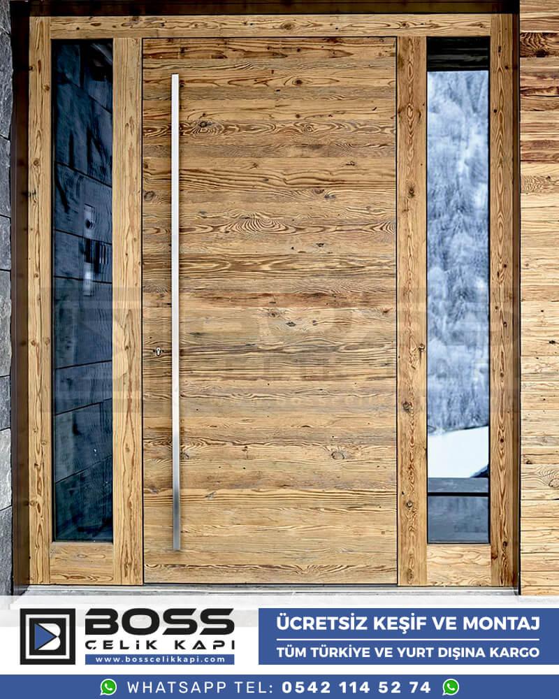 Villa Kapısı İndirimli Villa Kapsı Modelleri istanbul villa giriş kapısı fiyatları boss çelik kapı 3