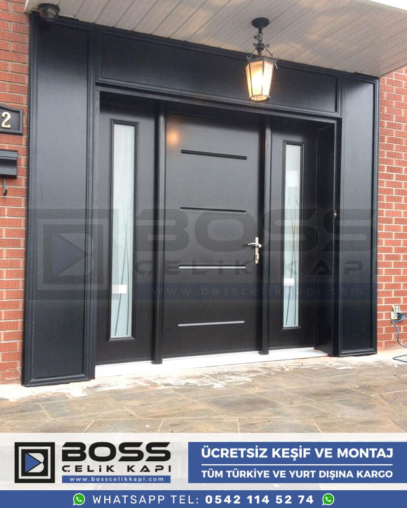 Villa Kapısı İndirimli Villa Kapsı Modelleri istanbul villa giriş kapısı fiyatları boss çelik kapı 31