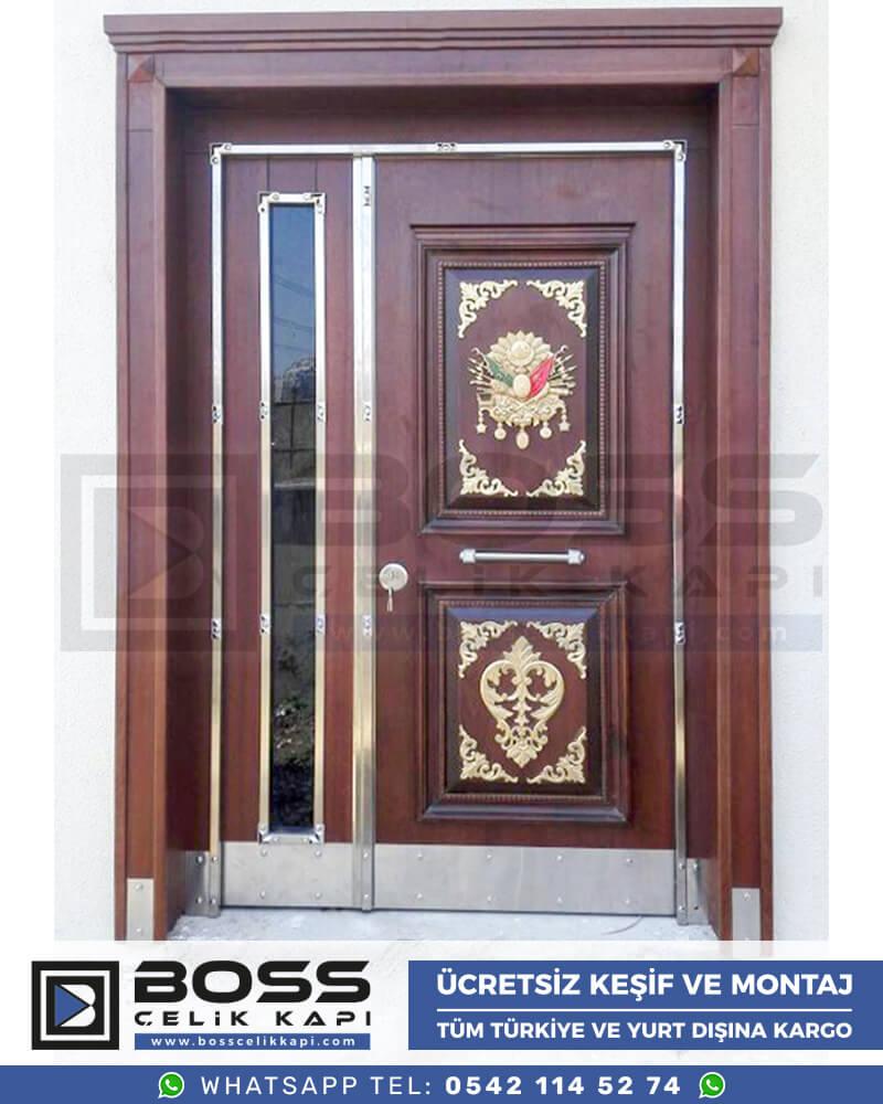 Villa Kapısı İndirimli Villa Kapsı Modelleri istanbul villa giriş kapısı fiyatları boss çelik kapı 32