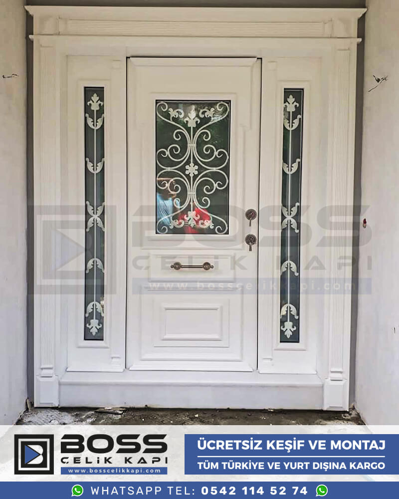 Villa Kapısı İndirimli Villa Kapsı Modelleri istanbul villa giriş kapısı fiyatları boss çelik kapı 33