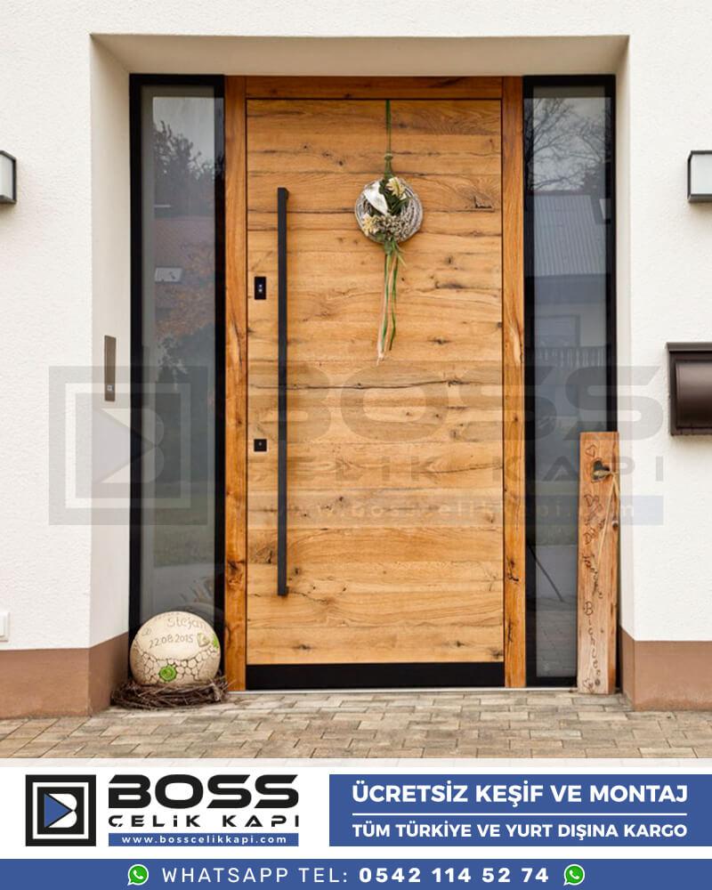 Villa Kapısı İndirimli Villa Kapsı Modelleri istanbul villa giriş kapısı fiyatları boss çelik kapı 35