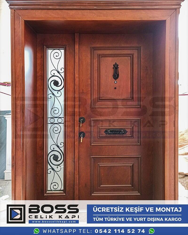 Villa Kapısı İndirimli Villa Kapsı Modelleri istanbul villa giriş kapısı fiyatları boss çelik kapı 36