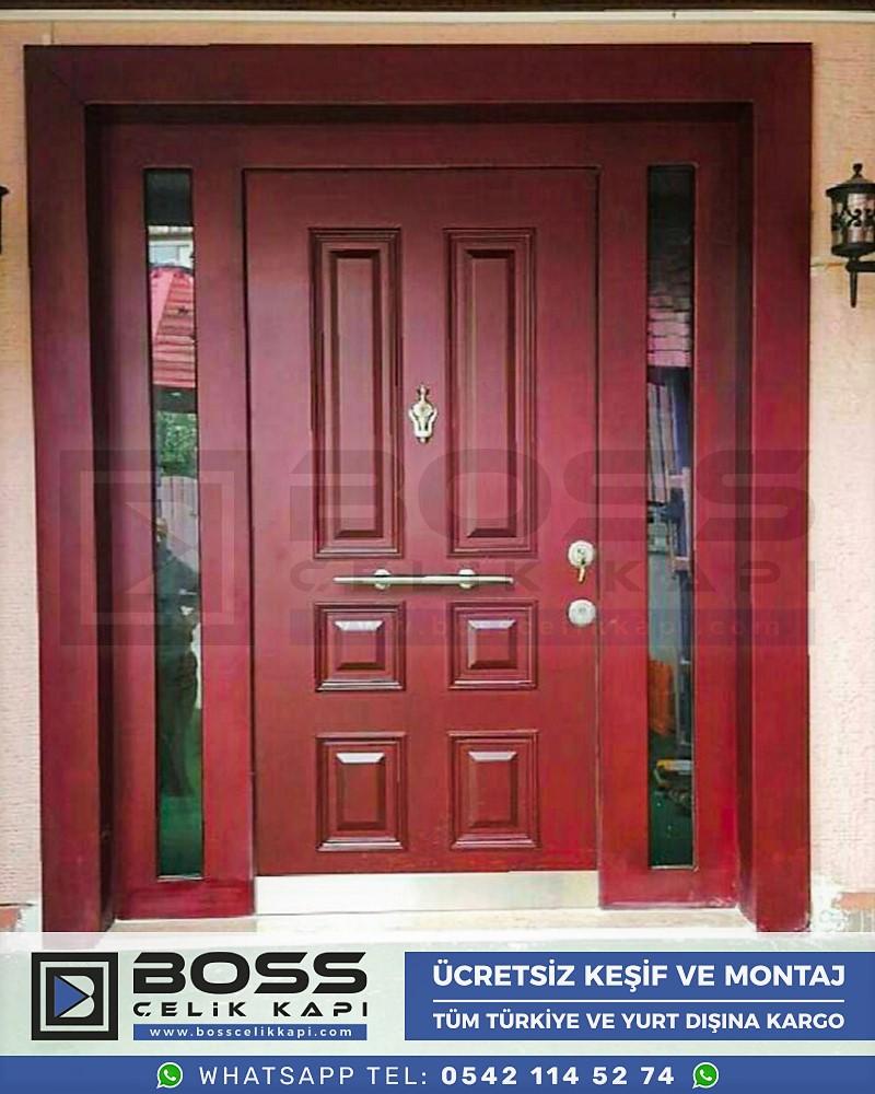 Villa Kapısı İndirimli Villa Kapsı Modelleri istanbul villa giriş kapısı fiyatları boss çelik kapı 4