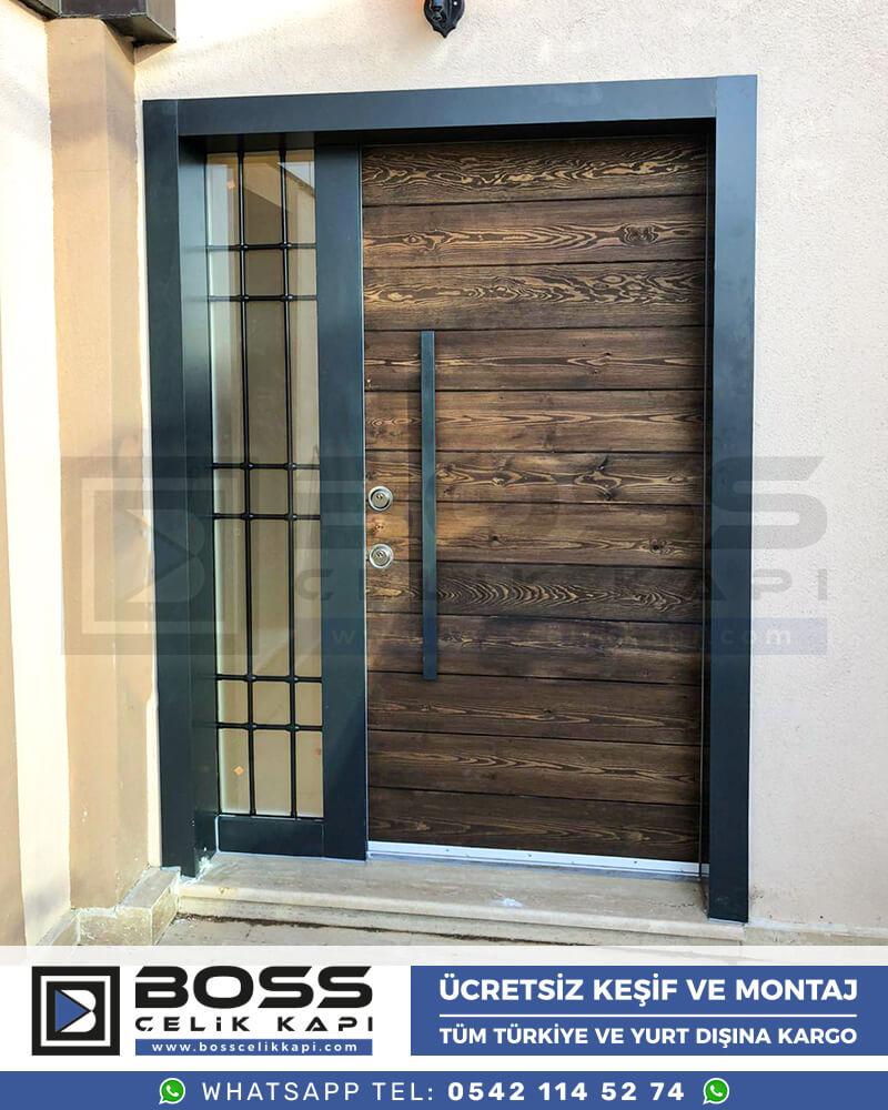 Villa Kapısı İndirimli Villa Kapsı Modelleri istanbul villa giriş kapısı fiyatları boss çelik kapı 43