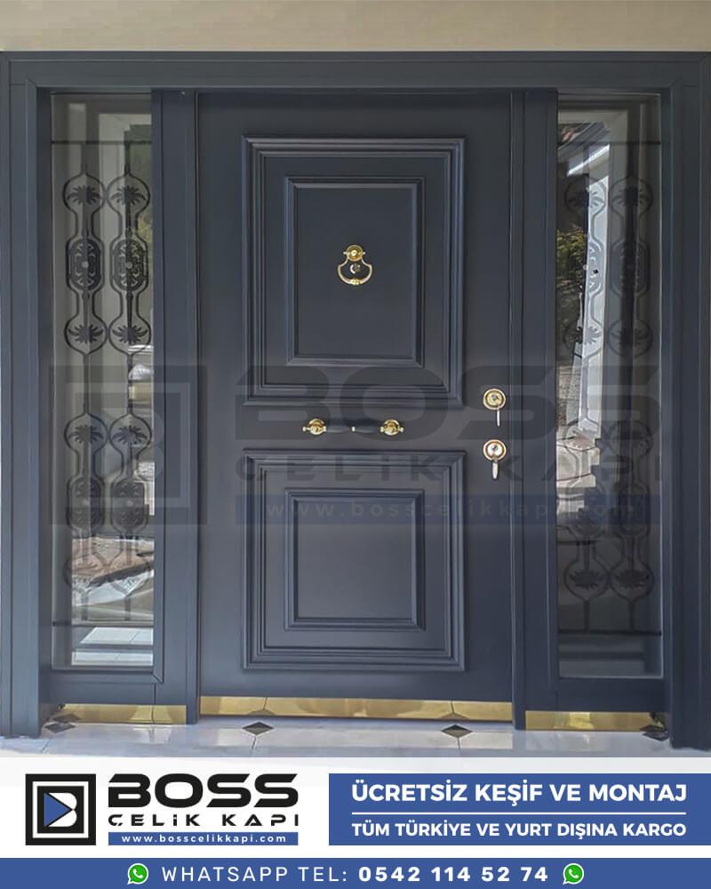 Villa Kapısı İndirimli Villa Kapsı Modelleri istanbul villa giriş kapısı fiyatları boss çelik kapı 44