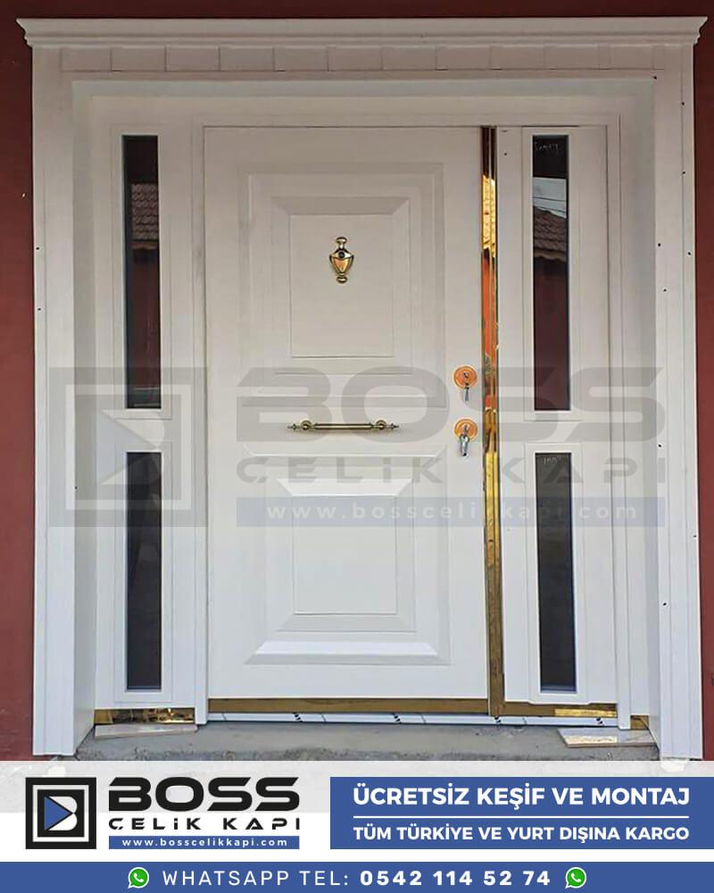 Villa Kapısı İndirimli Villa Kapsı Modelleri istanbul villa giriş kapısı fiyatları boss çelik kapı 45