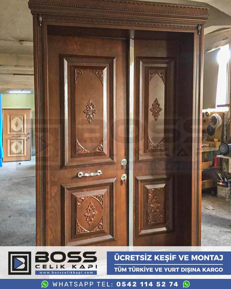 Villa Kapısı İndirimli Villa Kapsı Modelleri istanbul villa giriş kapısı fiyatları boss çelik kapı 46