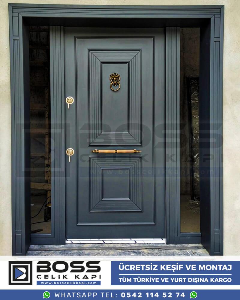 Villa Kapısı İndirimli Villa Kapsı Modelleri istanbul villa giriş kapısı fiyatları boss çelik kapı 47