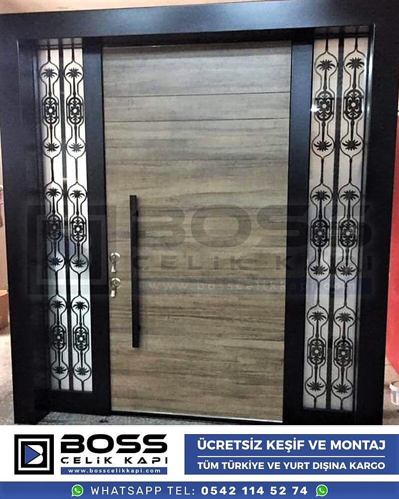 Villa Kapısı İndirimli Villa Kapsı Modelleri istanbul villa giriş kapısı fiyatları boss çelik kapı 49