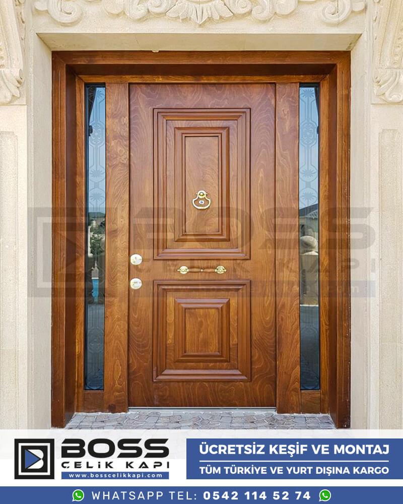 Villa Kapısı İndirimli Villa Kapsı Modelleri istanbul villa giriş kapısı fiyatları boss çelik kapı 5