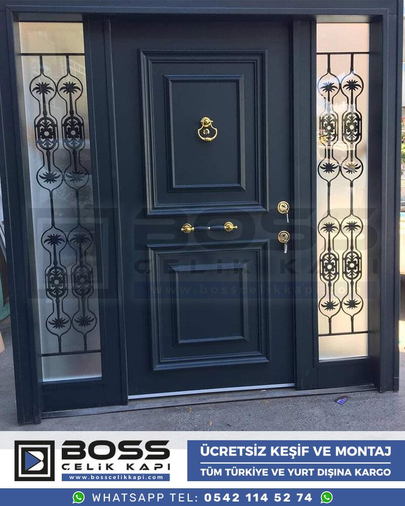 Villa Kapısı İndirimli Villa Kapsı Modelleri istanbul villa giriş kapısı fiyatları boss çelik kapı 50