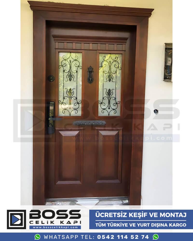 Villa Kapısı İndirimli Villa Kapsı Modelleri istanbul villa giriş kapısı fiyatları boss çelik kapı 51