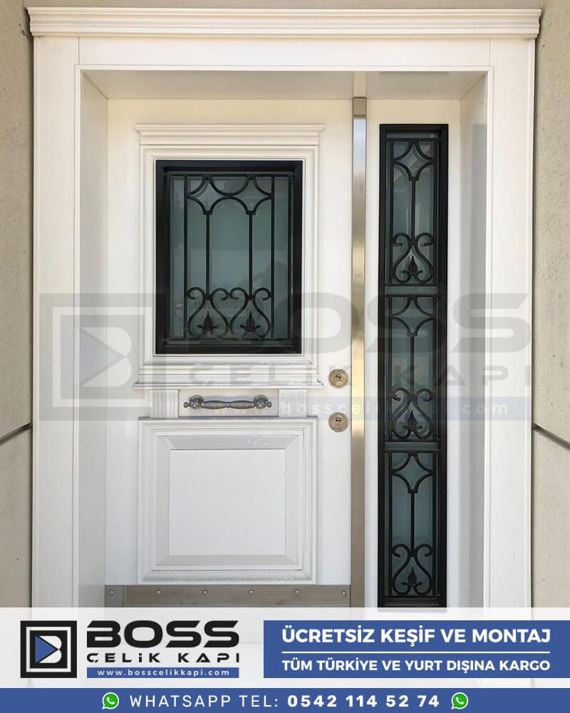 Villa Kapısı İndirimli Villa Kapsı Modelleri istanbul villa giriş kapısı fiyatları boss çelik kapı 52