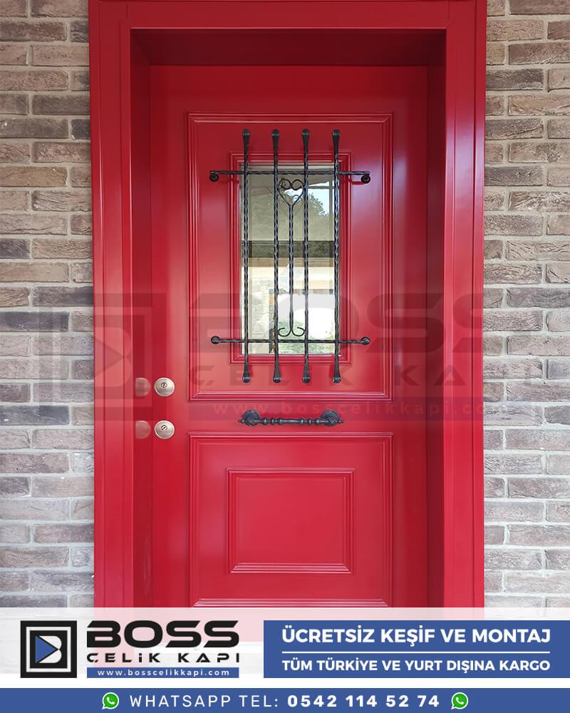 Villa Kapısı İndirimli Villa Kapsı Modelleri istanbul villa giriş kapısı fiyatları boss çelik kapı 53