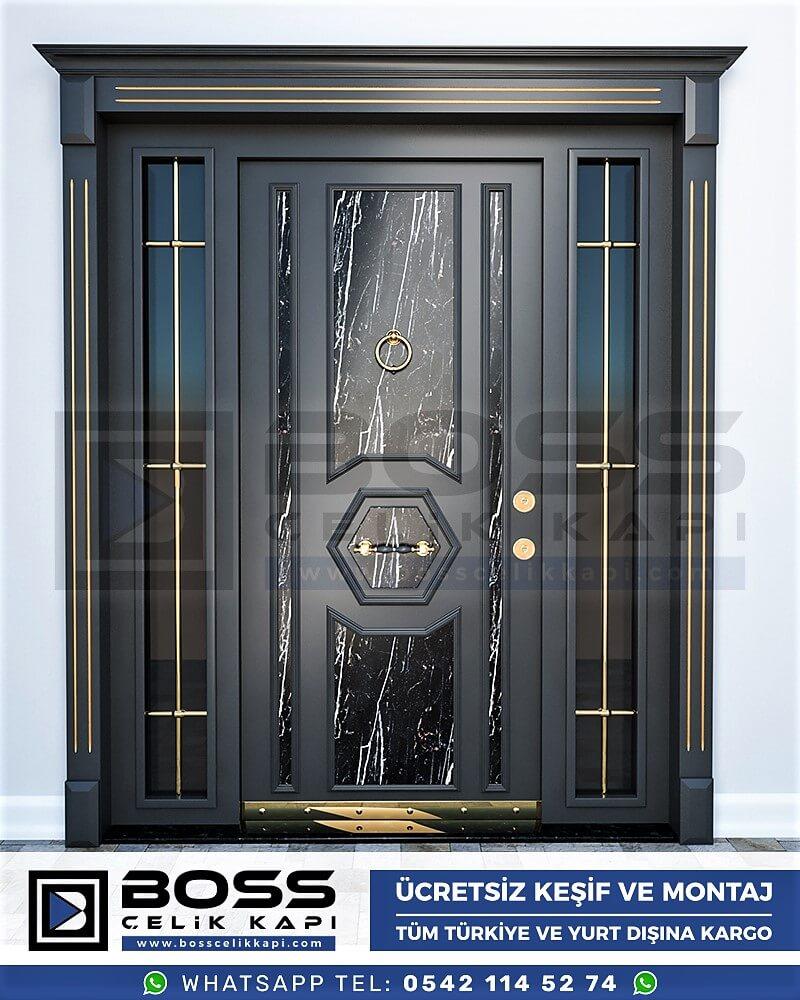 Villa Kapısı İndirimli Villa Kapsı Modelleri istanbul villa giriş kapısı fiyatları boss çelik kapı 56