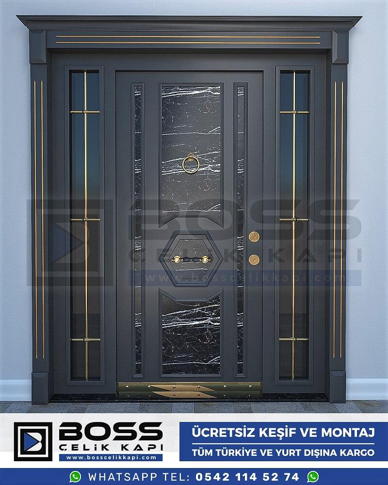 Villa Kapısı İndirimli Villa Kapsı Modelleri istanbul villa giriş kapısı fiyatları boss çelik kapı 57