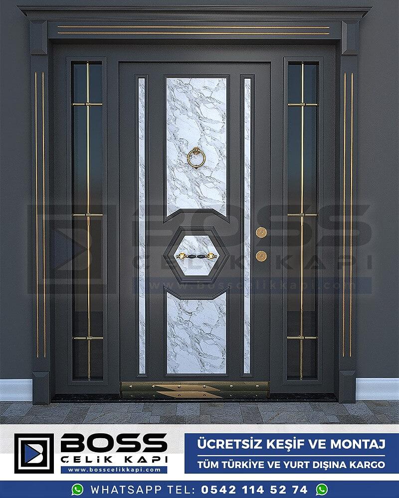 Villa Kapısı İndirimli Villa Kapsı Modelleri istanbul villa giriş kapısı fiyatları boss çelik kapı 58