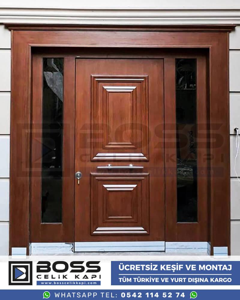 Villa Kapısı İndirimli Villa Kapsı Modelleri istanbul villa giriş kapısı fiyatları boss çelik kapı 6