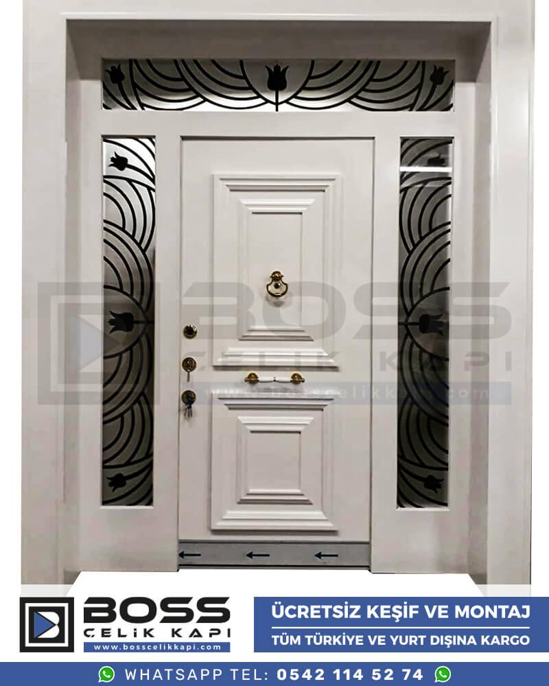Villa Kapısı İndirimli Villa Kapsı Modelleri istanbul villa giriş kapısı fiyatları boss çelik kapı 7