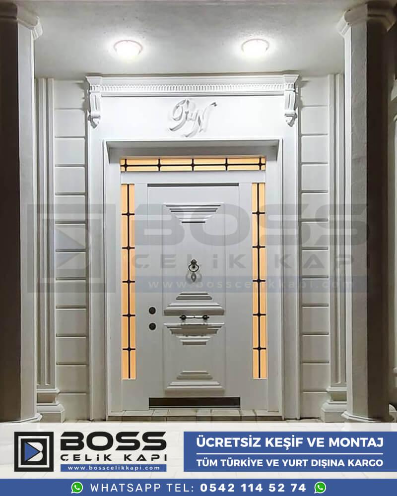 Tepecik Apartman Kapısı Modelleri Bina Giriş Kapısı Fiyatları Çelik Kapı Apartman Giriş Kapısı